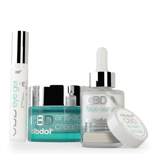 CBD Föryngrande Skönhetspaket