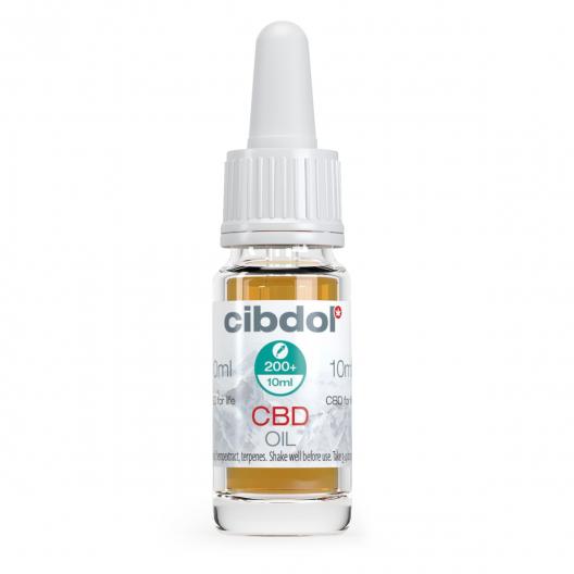 CBD Olja 20 % (2000mg)