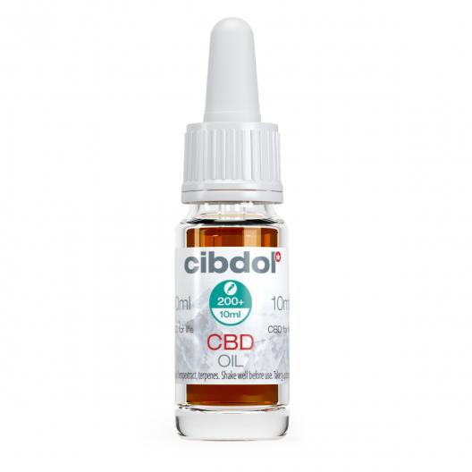 CBD Olja 40 % (4000mg)