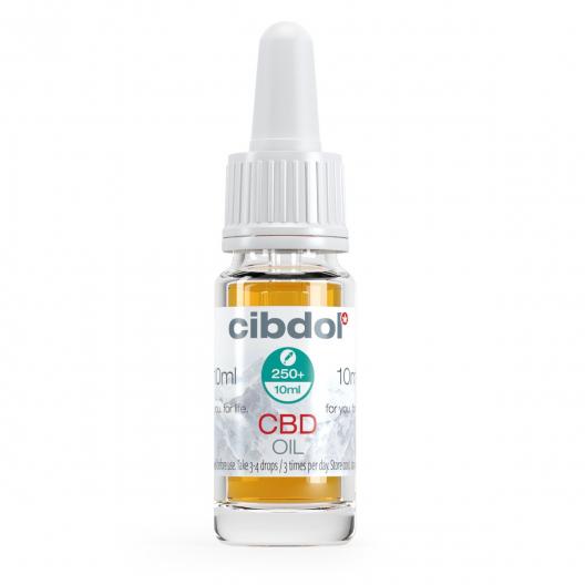 CBD Olja 5 % (500mg)